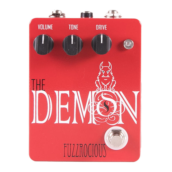 Fuzzrocious Pedals - The Demon - Overdrive/Distortion Standard