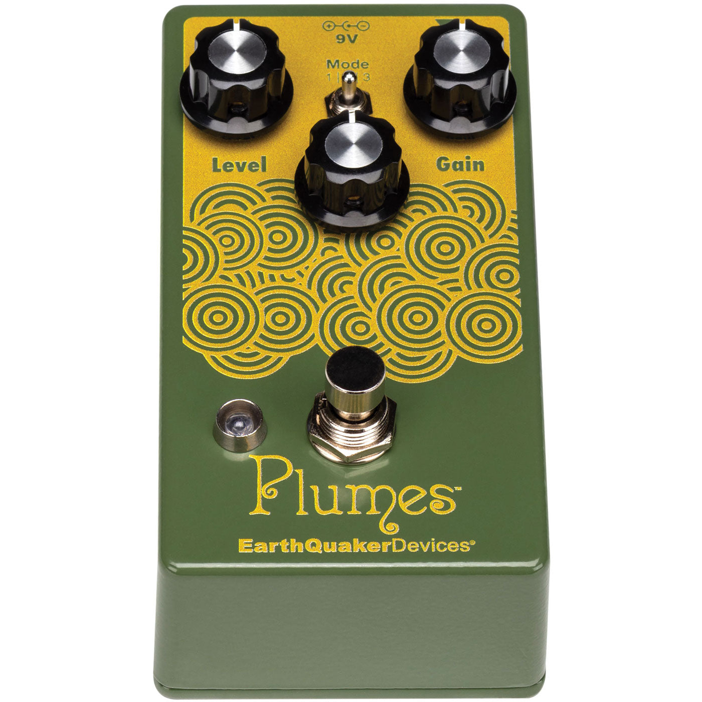 Earthquaker Devices - Plumes Small Signal Shredder Overdrive