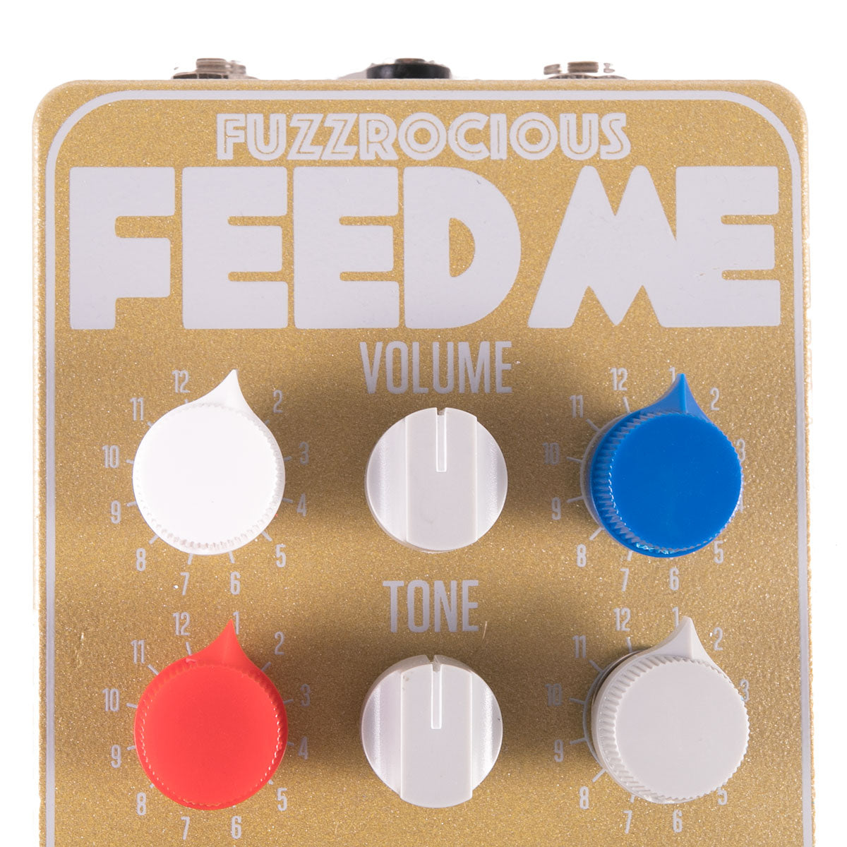 Fuzzrocious Pedals Feed Me EQ & Preamp | Lucky Fret Music Co.