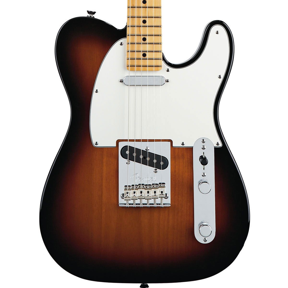 Fender American Standard Telecaster - Maple - 3-Color Sunburst - Vintage Guitar Boutique - 1