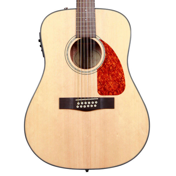 Fender CD-160 SE 12-String - Natural - Vintage Guitar Boutique - 1