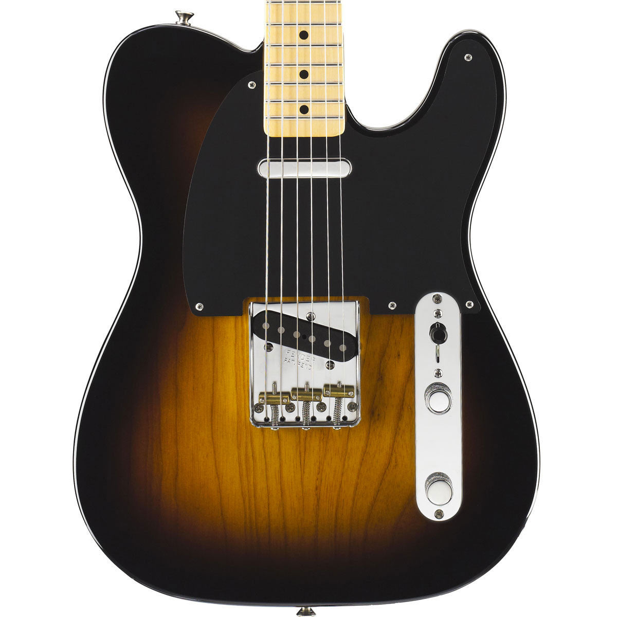 Fender Classic Player Baja Telecaster - Maple - 2 Tone Sunburst - Vintage Guitar Boutique - 1