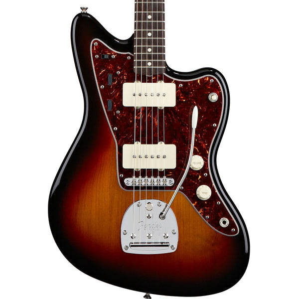 Fender Classic Player Jazzmaster Special - Rosewood - 3 Tone Sunburst - Vintage Guitar Boutique - 1