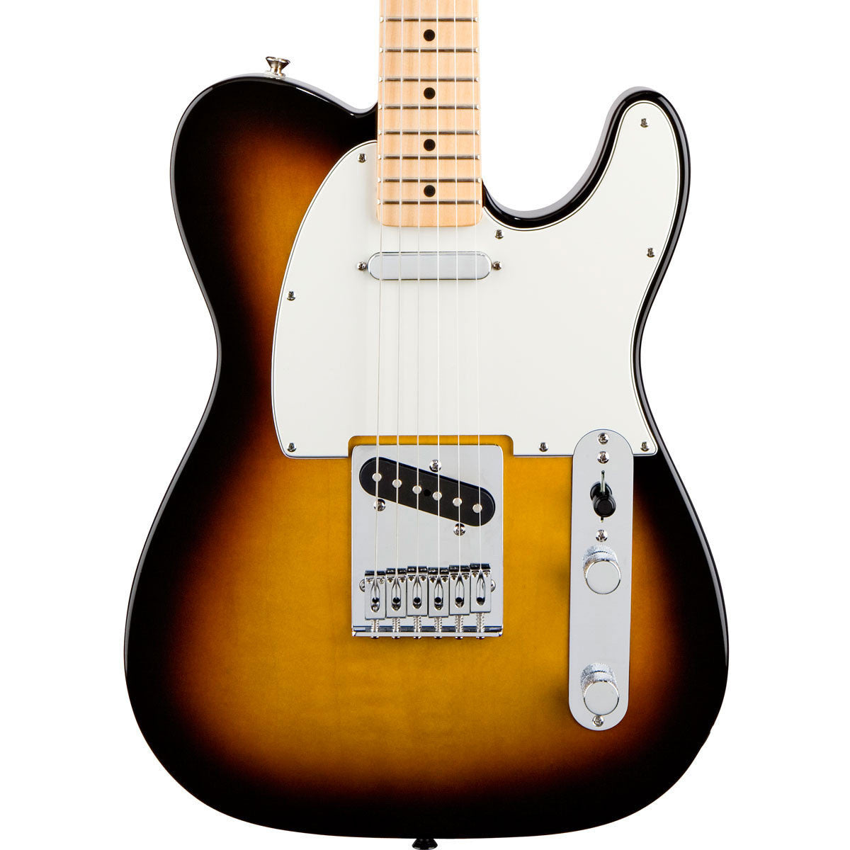 Fender Standard Telecaster - Maple - Brown Sunburst - Vintage Guitar Boutique - 1