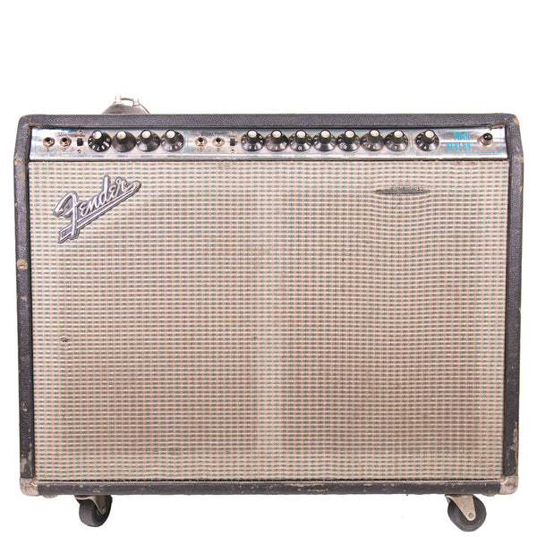 Early 70's Twin Reverb - Silverface