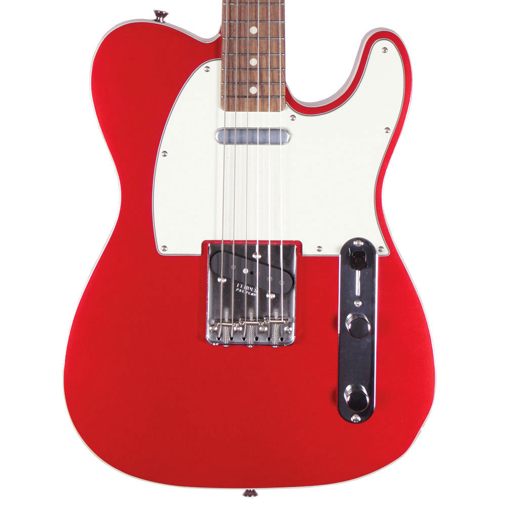 Fender '62 Telecaster Custom - Bound Edge - Rosewood - Candy Apple Red - Vintage Guitar Boutique - 1