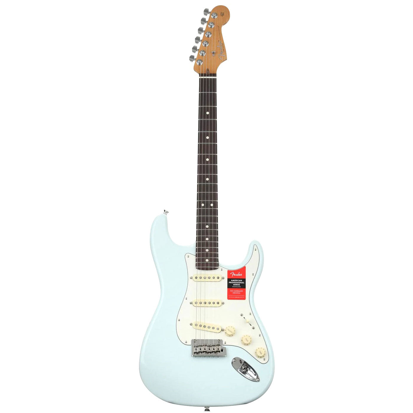Fender FSR Limited Edition American Pro Stratocaster, Roasted Maple Neck, Rosewood, Sonic Blue