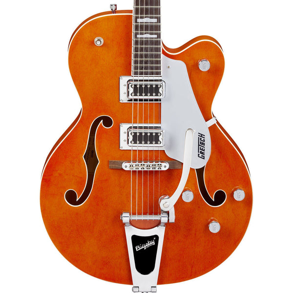 Gretsch G5420T - Electromatic Hollow Body w/Bigsby - Orange - Vintage Guitar Boutique - 1