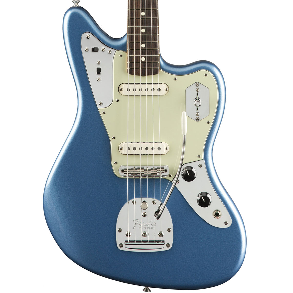 Fender Johnny Marr Signature Jaguar - Lake Placid Blue | Lucky Fret Music Co.