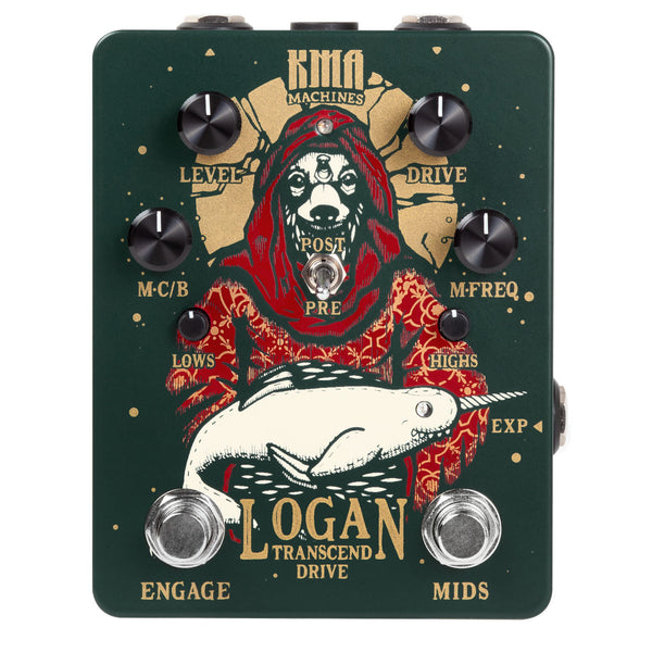 KMA Audio Machines - Logan Overdrive