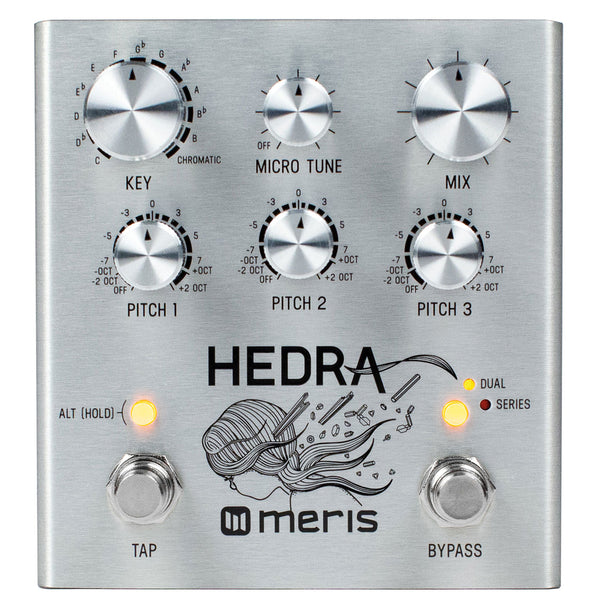 Meris Hedra - 3 Voice Rhythmic Pitch Shifter
