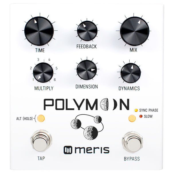 Meris Polymoon Delay, Modulation