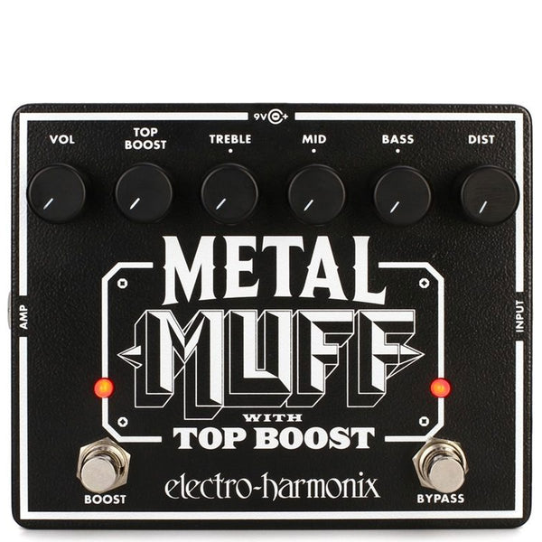 Electro Harmonix - Metal Muff - Distortion With Top Boost