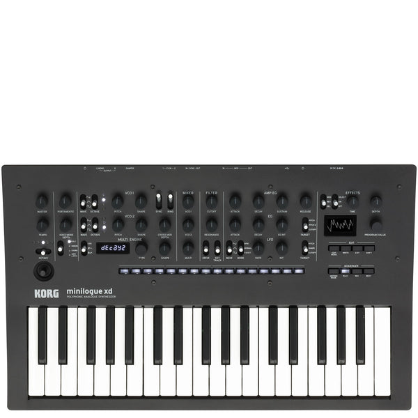 Korg Minilogue XD, Polyphonic Analogue Synth