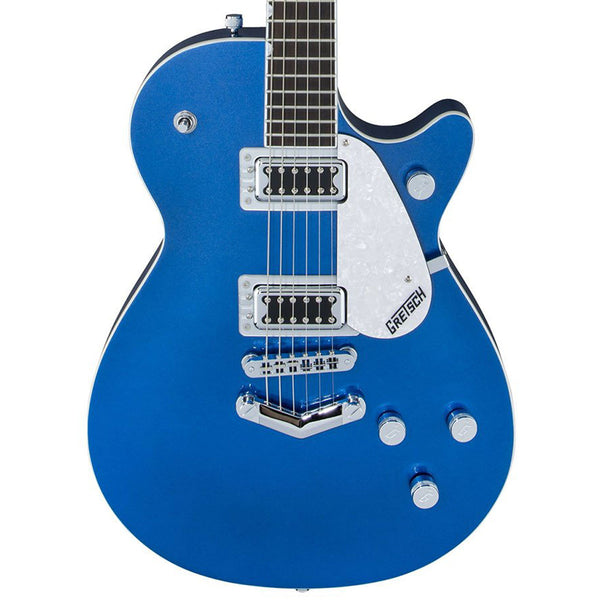 Gretsch G5435 Limited Edition Electromatic Pro Jet - Fairlane Blue | Lucky Fret Music Co.
