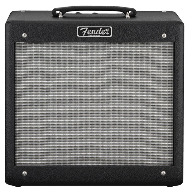 Fender Pro Junior™ III, 230V UK, Black - SALE PRICE | Lucky Fret Music Co.