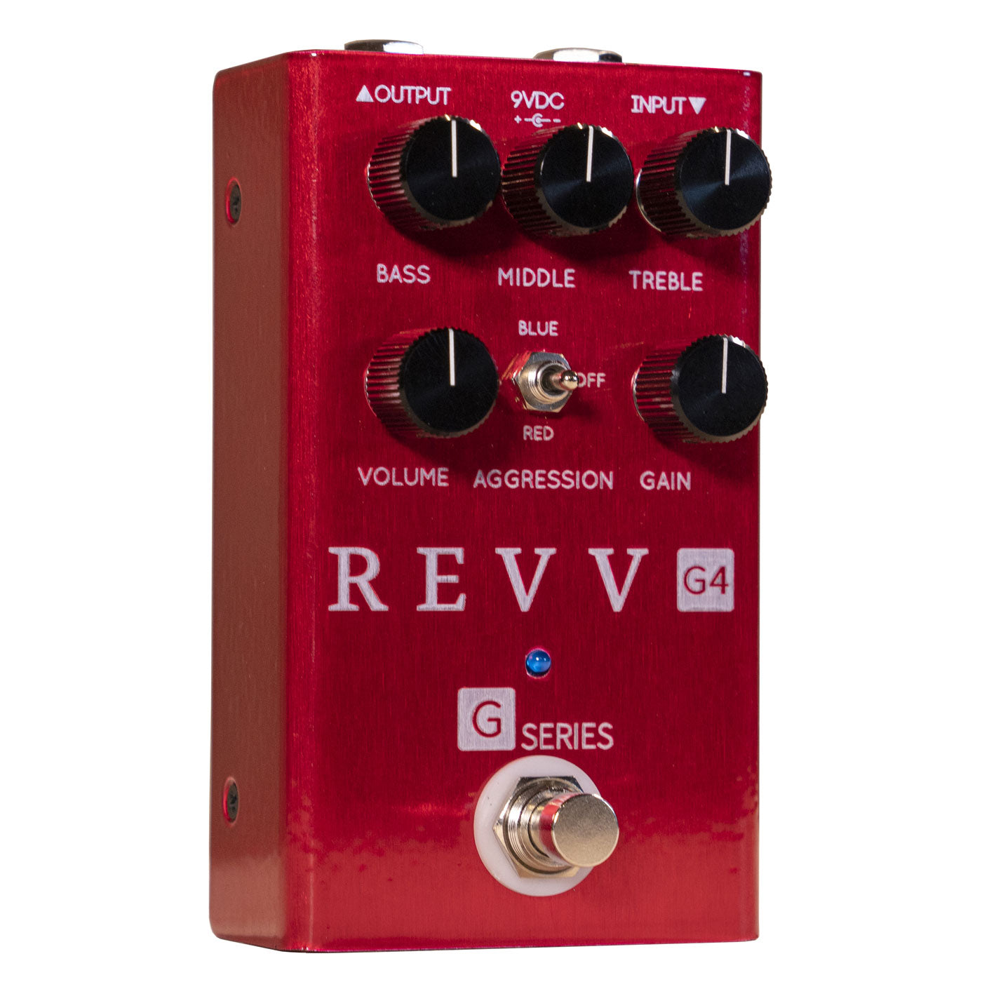 Revv G4 - Distortion Pedal