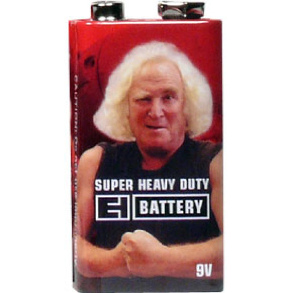 Electro Harmonix - EHX 9 Volt Vintage Style Battery - Super Heavy Duty Battery | Lucky Fret Music Co.