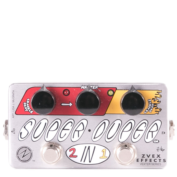 Used - Zvex Super Duper inc. Box