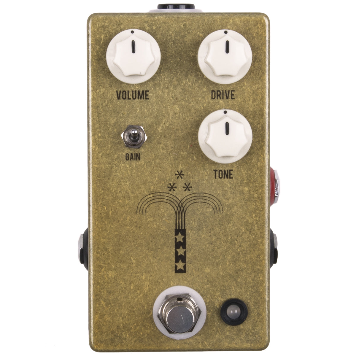 JHS Pedals Morning Glory V4 Overdrive Distortion