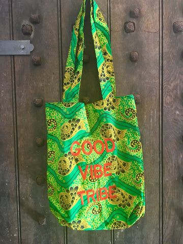 GOOD VIBE TRIBE BAG