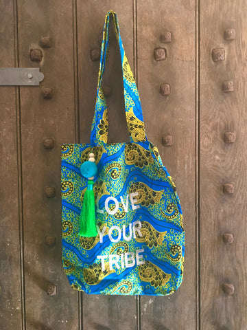 LOVE YOUR TRIBE BAG