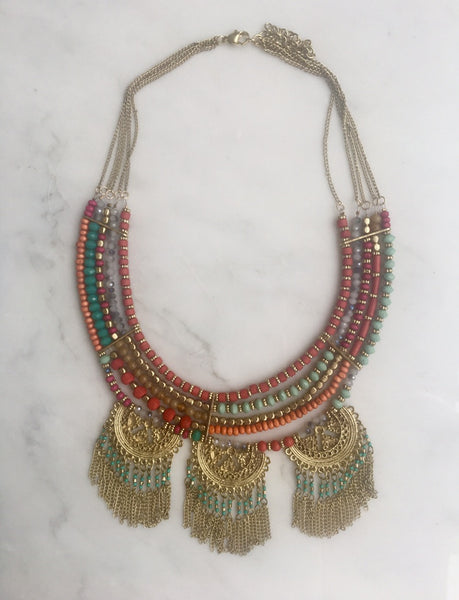 RAJASTHAN STATEMENT NECKLACE
