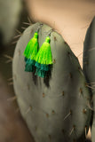 AMAZON RAINFOREST OMBRE EARRING