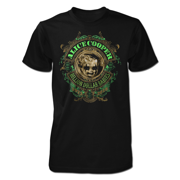 45th Anniversary Billion Dollar Babies Crest Tee