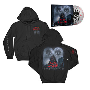 Detroit Stories Hoodie + Choose Your Music Bundle