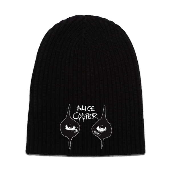 Eyes and Logo Beanie  4c9eb89aa36