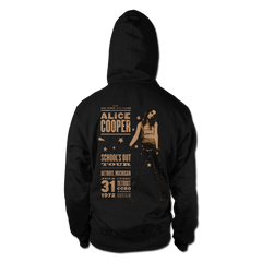 In the Flesh Show Poster Hoodie