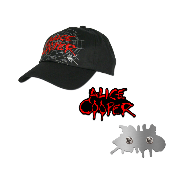 Alice Cooper Accessory Bundle