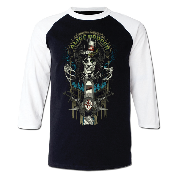 Paranormal Evening Raglan
