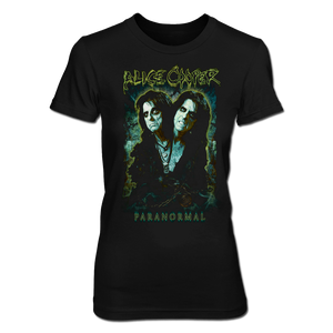 Paranormal Ghost Women's Tee