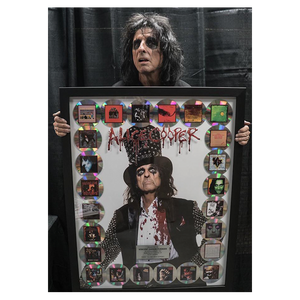 Alice Cooper Personalized Plaque