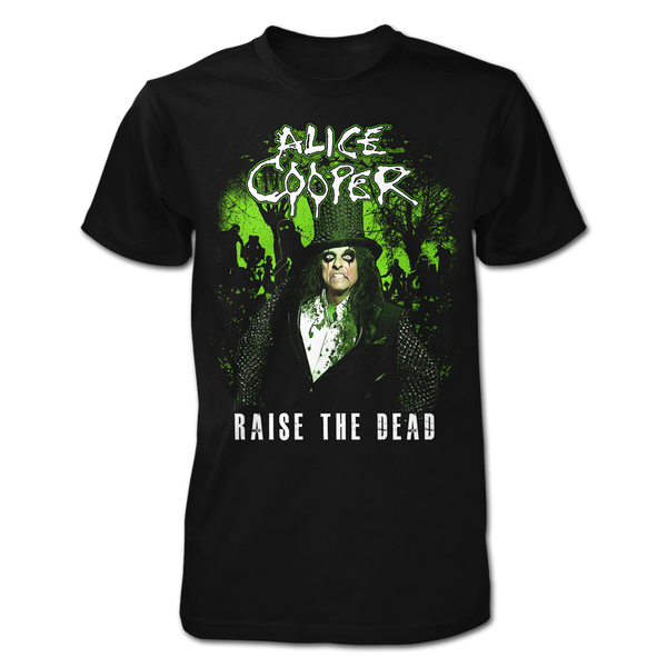 The Dead Rise Green Tee