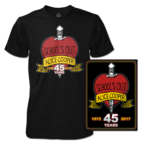 School's Out 45th Anniversary Bundle