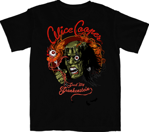 Feed My Frankenstein Grilling Tee
