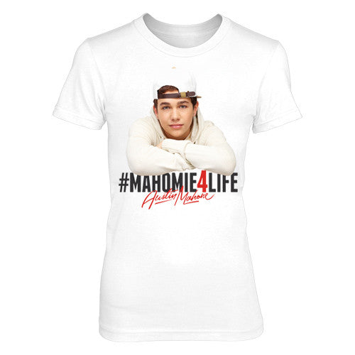MAHOMIE FOR LIFE TEE - X-Large