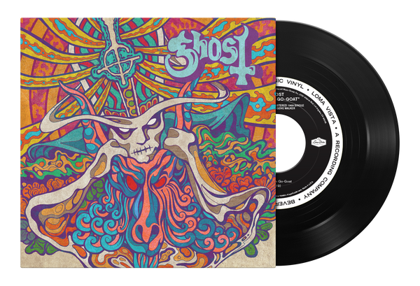 Seven Inches of Satanic Panic Limited Edition 7""