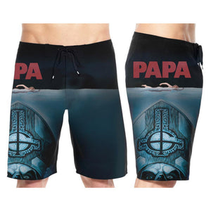 Papa Jaws Board Shorts