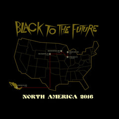 BTTF North America 2016 Tour Tee