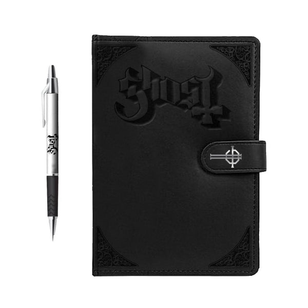 Ghost Logo Journal and Pen Set