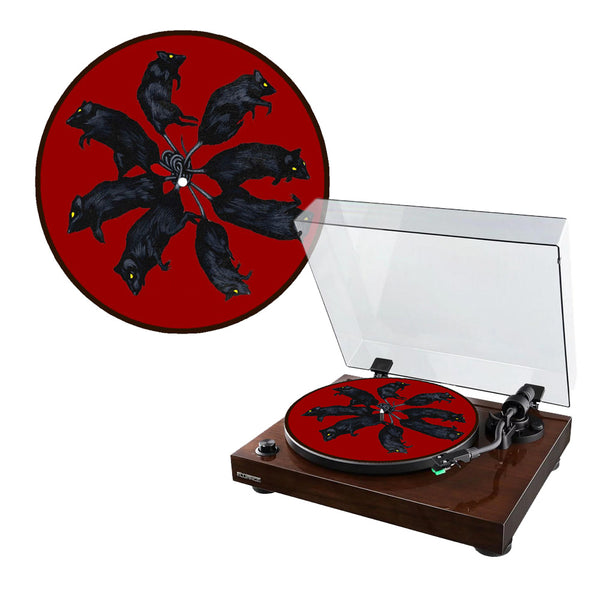 Rat King Record Slip Mat