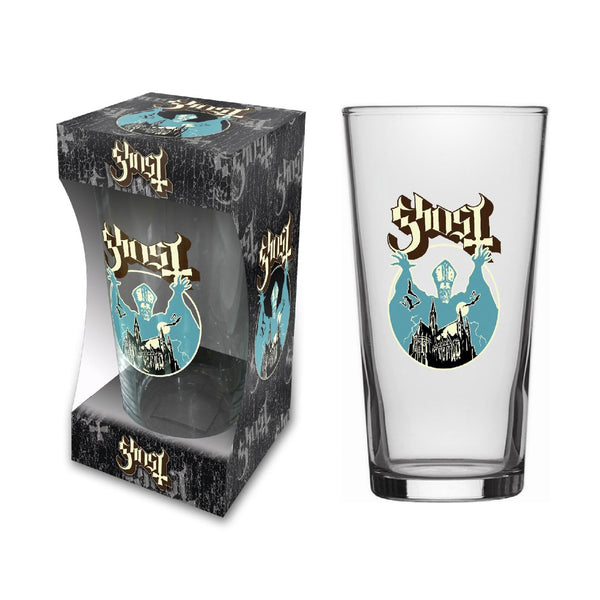 Opus Eponymous Beer Glass