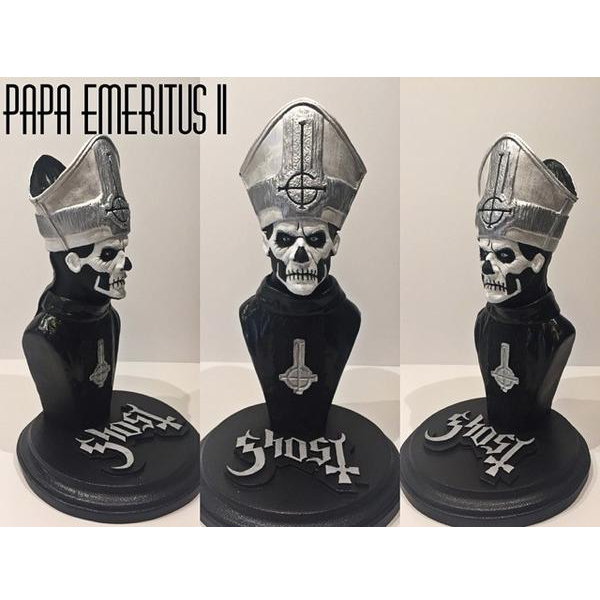 Collectible Papa Emeritus II Bust
