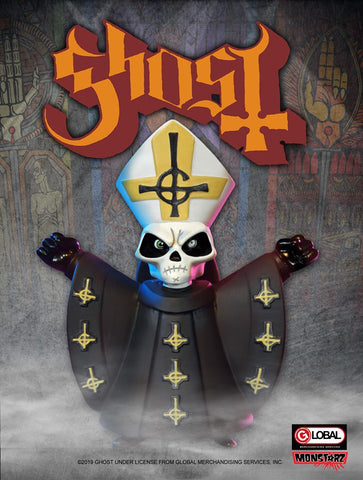 Ghost Papa Emeritus II Mini Statue