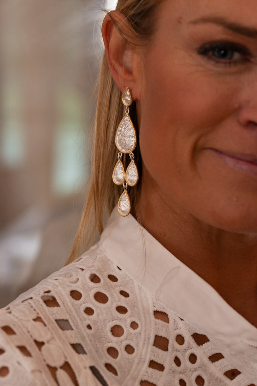 Cassandra Earrings - In two colours