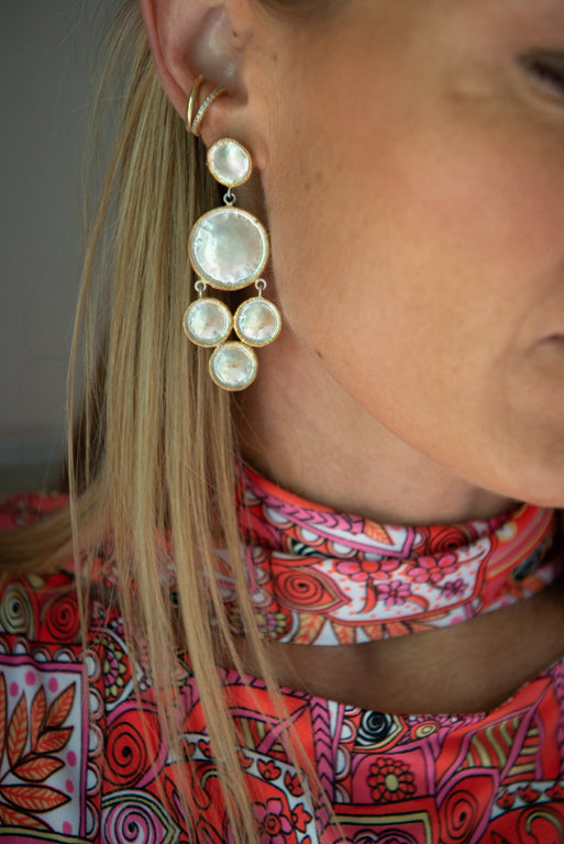 Philippa Earrings - Other colour available